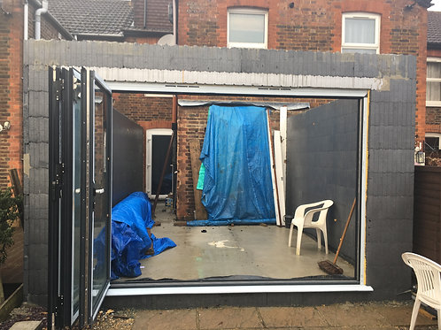 Self Build Extension Package 5x4