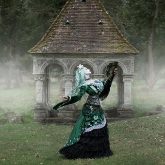 gothic_princess_in_the_fog_by_e_a_photog