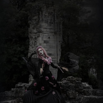 dancing_in_the_ruins_by_e_a_photography_