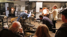 Glass Blowing Demonstration - North Rim Glass - Crawford, CO