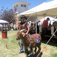 Celebrate Pioneer Days In Crawford Colorado