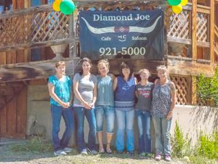 Diamond Joe's Opens