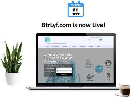 BtrLyf Platform is Launched