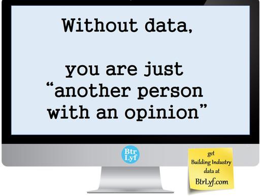 No Data, No Talk