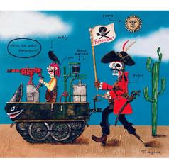 「親子海賊」