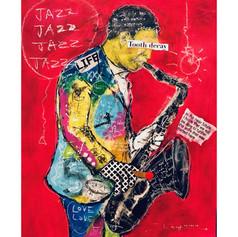 「free jazz」