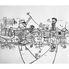 「大人の喧嘩」