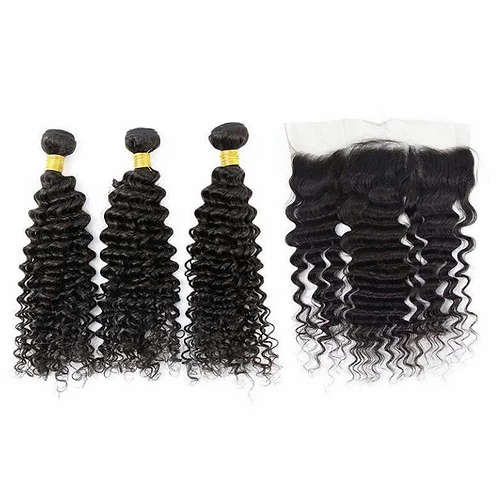 Frontal and bundle deal (DeepWave) and (Body Wave)