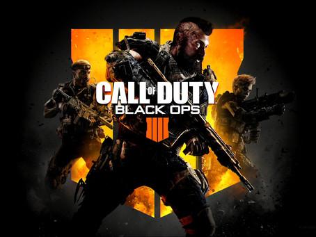 Call of Duty®: Black Ops 4のトレイラーっぽい曲を作ってみた!