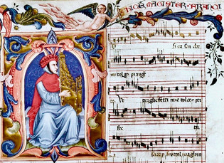 "A Medieval Composer's Thoughts on Art & Pop Culture: ""Popular"" (?) Music from 14th"