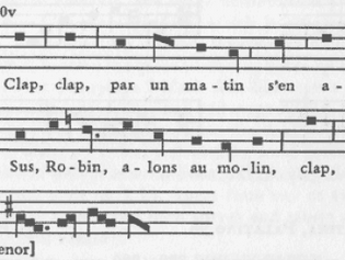 "The Pope's Pornography: ""Popular"" (?) Music from 14th Century France: Part II"