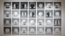 Sol LeWitt's Visual Offering: Composition, Art, Music, and a Lit Sphere