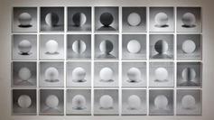 "Sol LeWitt's Visual Offering: Composition, Art, Music, and ""A sphere lit from the top, four sides, a"