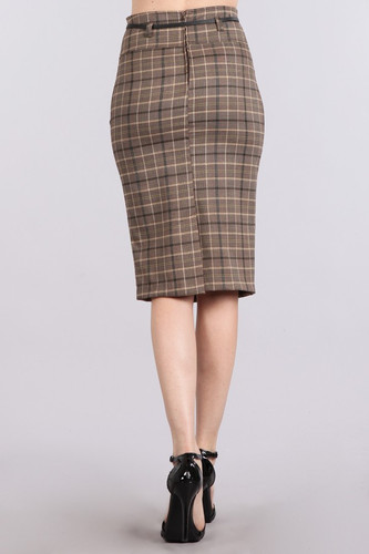 48fd8f6bf499 Jupe de Abby Modest Office Skirts