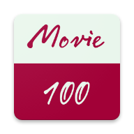 Movie 100 launcher icon