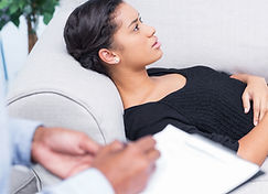Therapie Sitzung