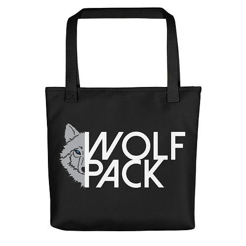 Wolf Pack Kids Tote bag