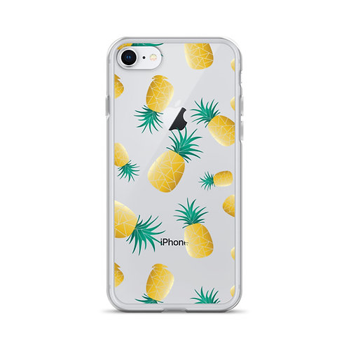 SF Pineapple iPhone Case