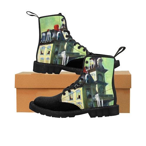 Nick Larson Original Artwork women's shoes
