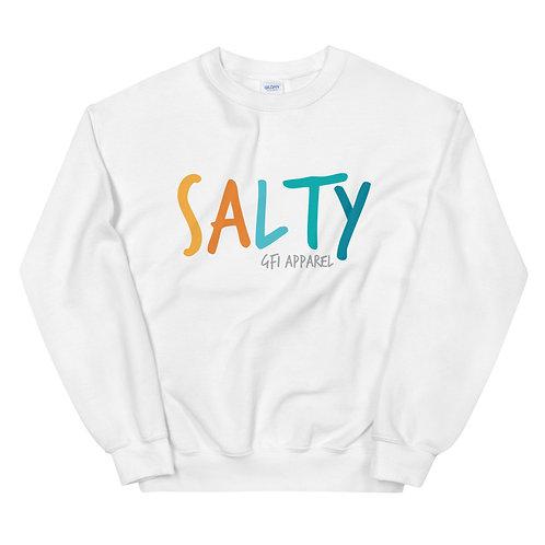 Salty Unisex Sweatshirt