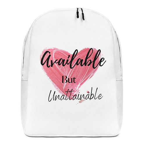 Available but not Attainable
