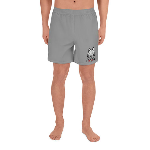 Adult Wolf Pack Men's Athletic Long Shorts