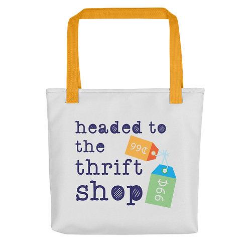 SF Thrift Shop Tote bag