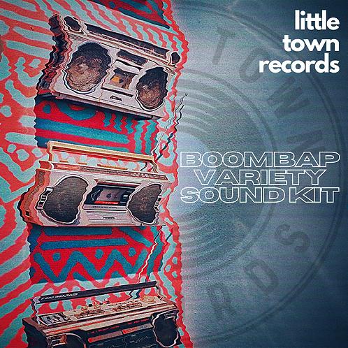 Boombap Variety Sound Kit
