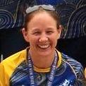 DSA President Corina Wotherspoon