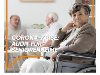 """""""Coronakrise: Audit für Seniorenheime"""""""