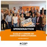 CSP-Spendenaktion 🧡