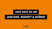 """CSP: """"Ein Rücktritt muss erfolgen, Herr Balter!"""""""
