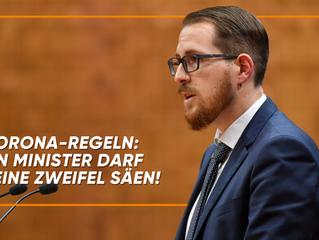 """Franssen (CSP): """"Ein Minister darf keine Zweifel säen!"""""""
