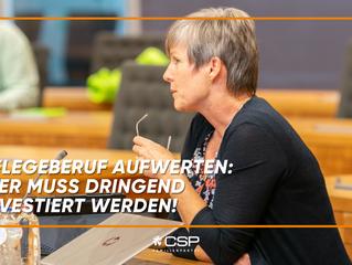 "Sandra Houben: ""Hier muss dringend investiert werden!"""