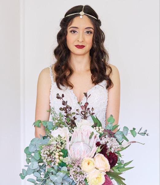 Alisa Bridal Hair