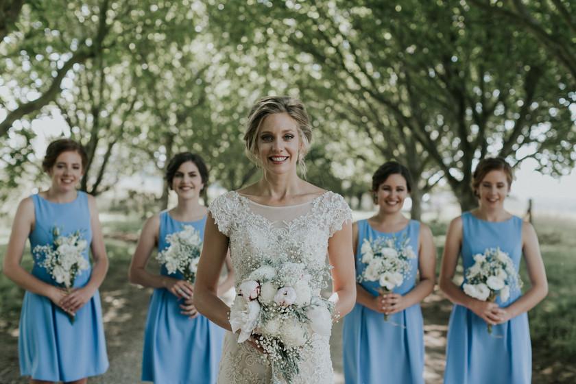 Michaela , bridesmaids