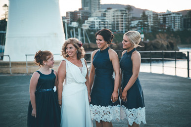Illawarra Bride, wollongong Harbour