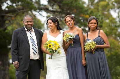 Batemans Bay wedding