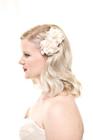 bridal hair ,Bowral