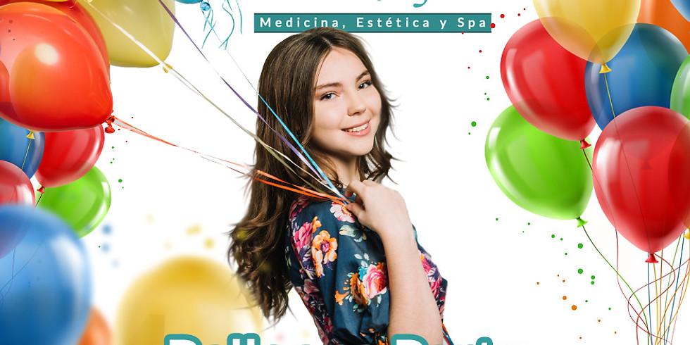 Balloons Party 🎈 Navideño 🎅 con mini-facial de cortesía 🎁 2019