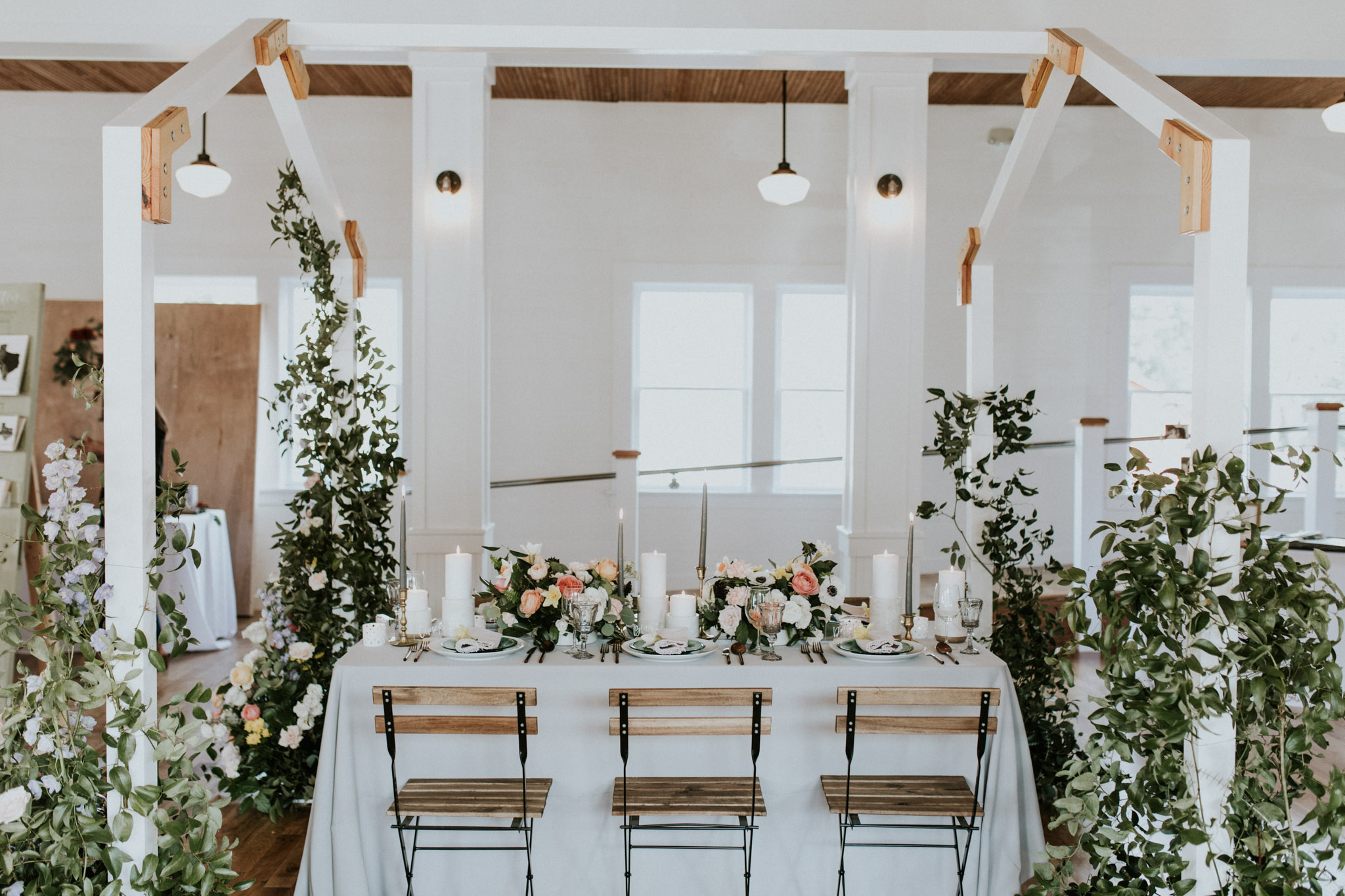 Modern Ceremony Structure