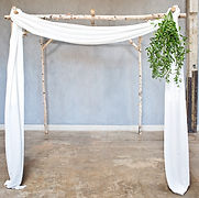 Chuppah rental and ceremony structure rental in Dallas, TX