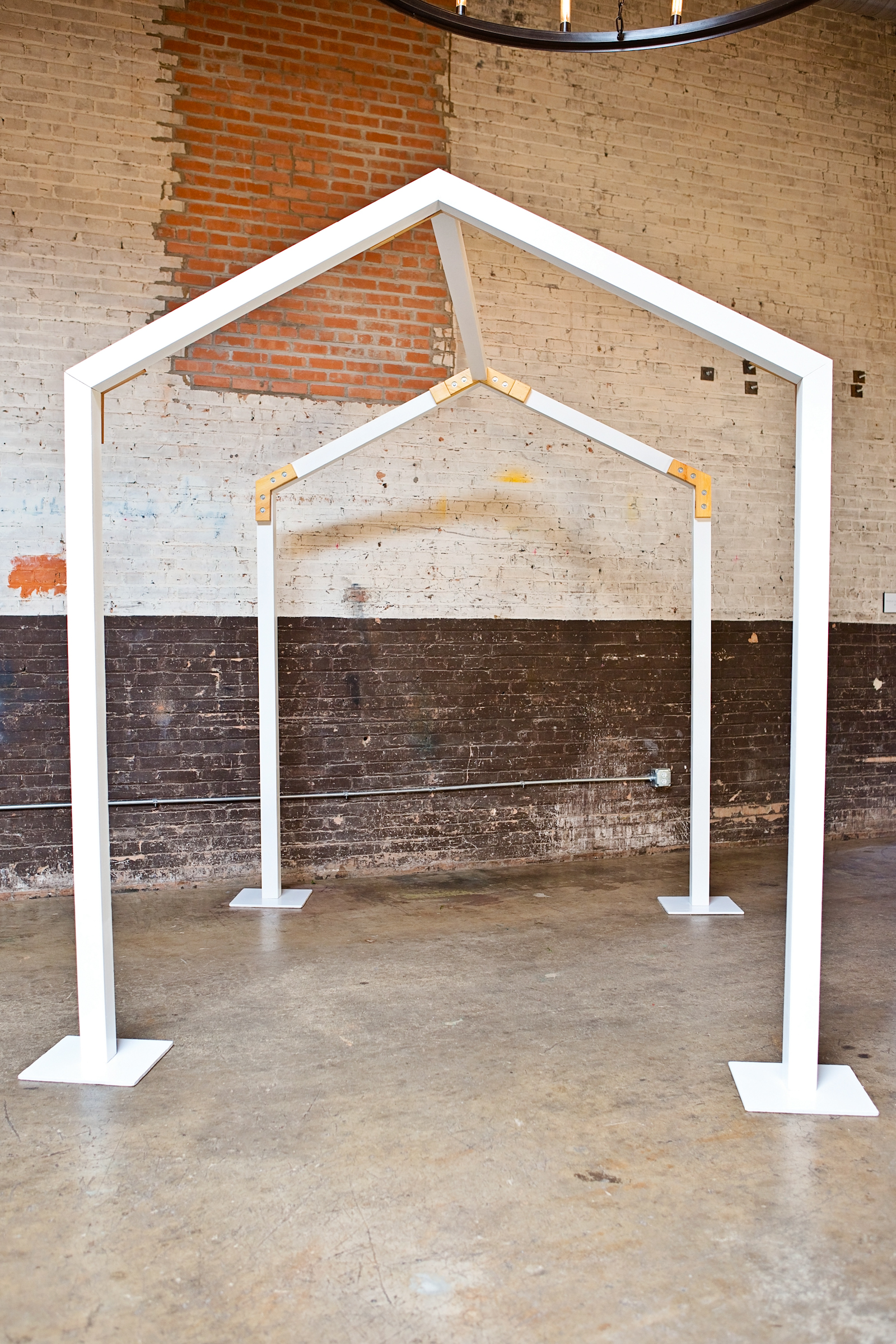 Modern Ceremony Structure Rental