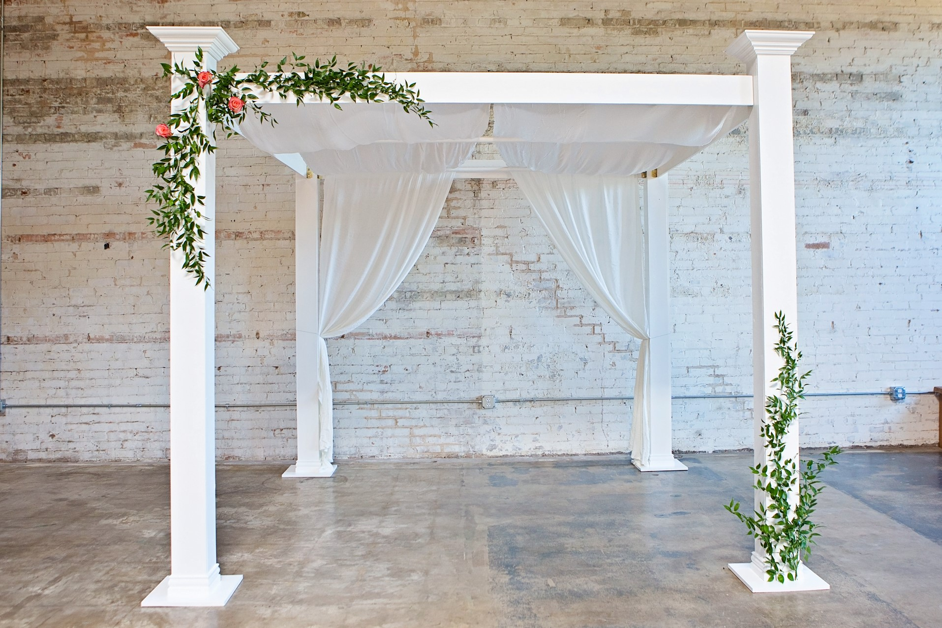 Classic Ceremony Structure Rental