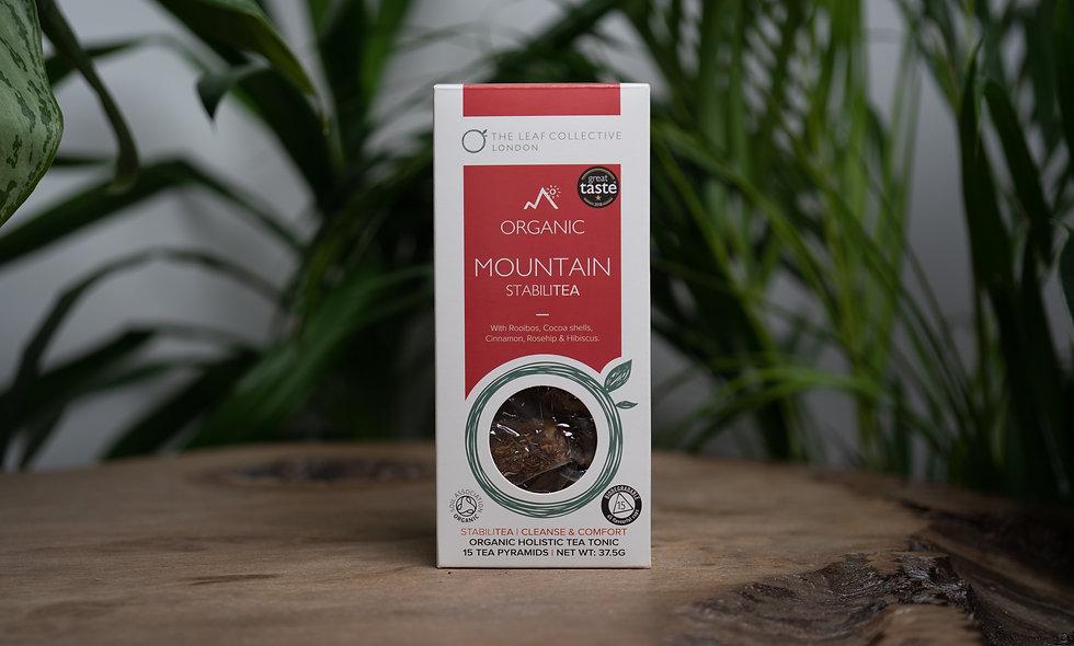 Organic Mountain Stabilitea (Cleanse & Comfort)
