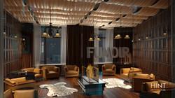 Luxury Bar Smoking Area