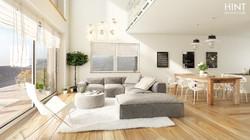 Interior Living Dinning Room