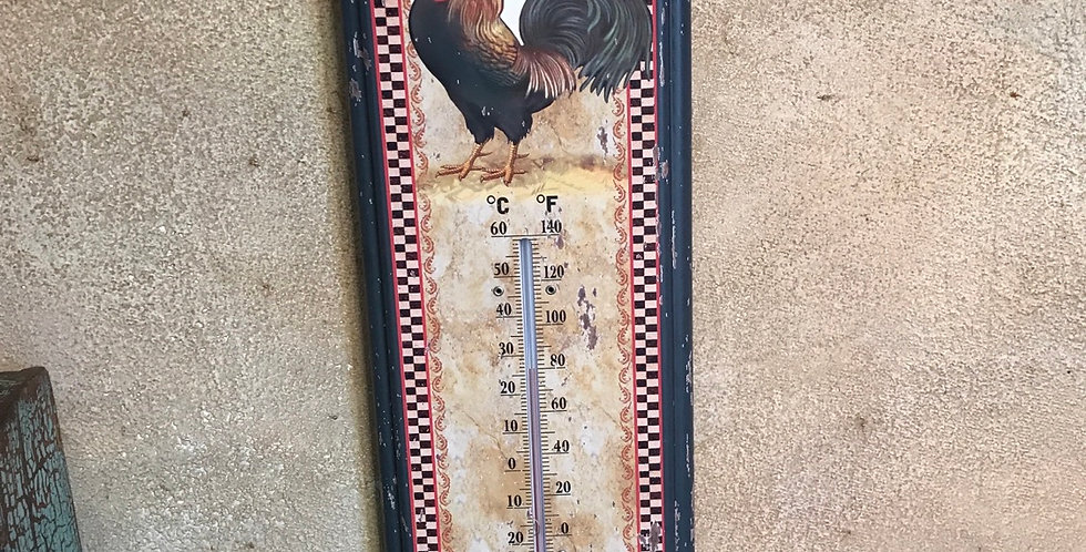 Rise and Shine Thermometer