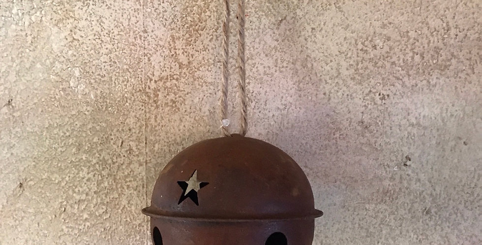 Large Rusty Bell