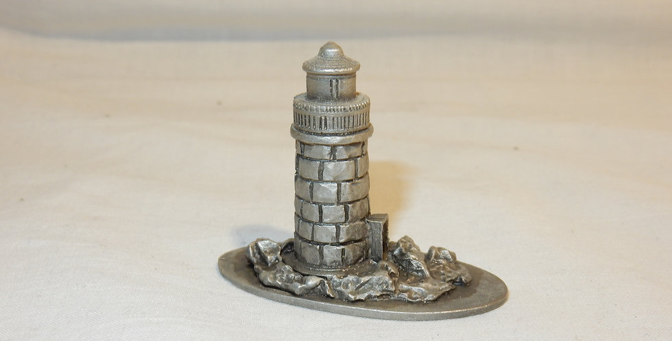 Vintage Spoontiques Pewter Lighthouse 1979